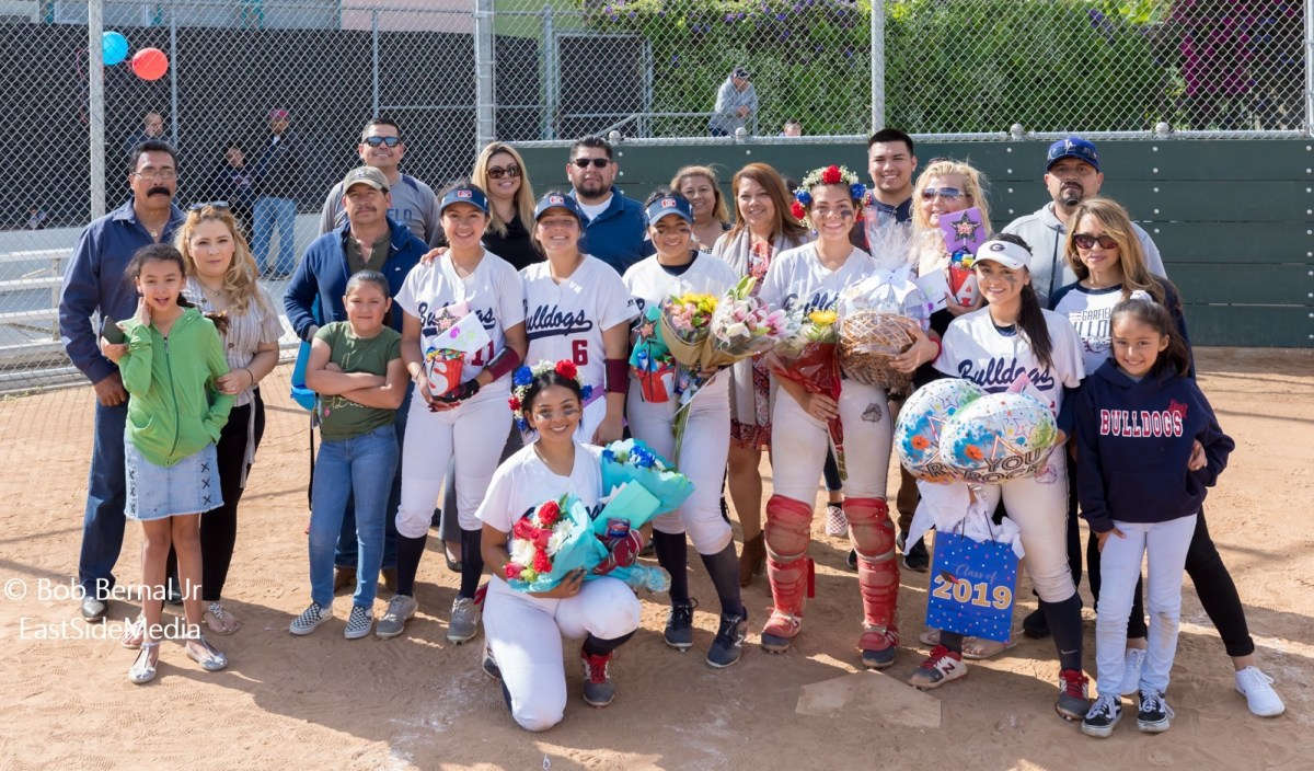 Lady Bulldogs Tame Lady Jags 12-1 on Senior Day